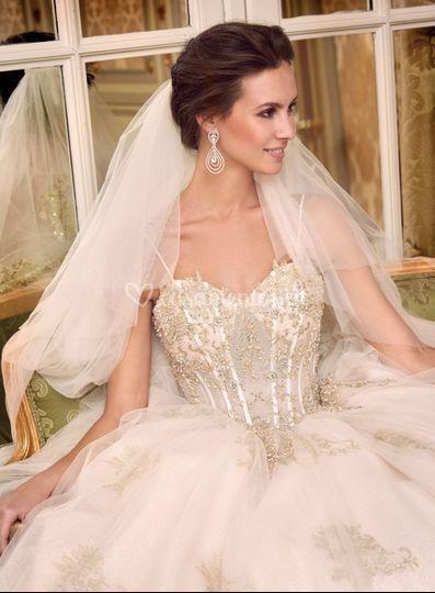 Vestido de noiva Ref. 309689