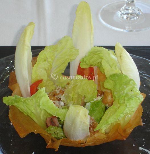 Salada de Truta