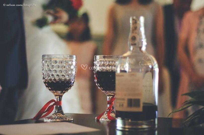 Cerimónia do vinho