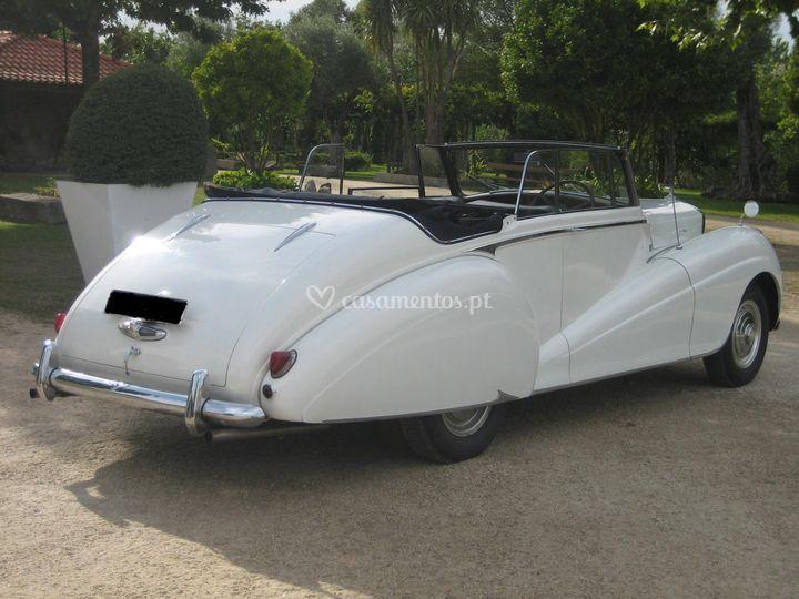 Bentley R - Type