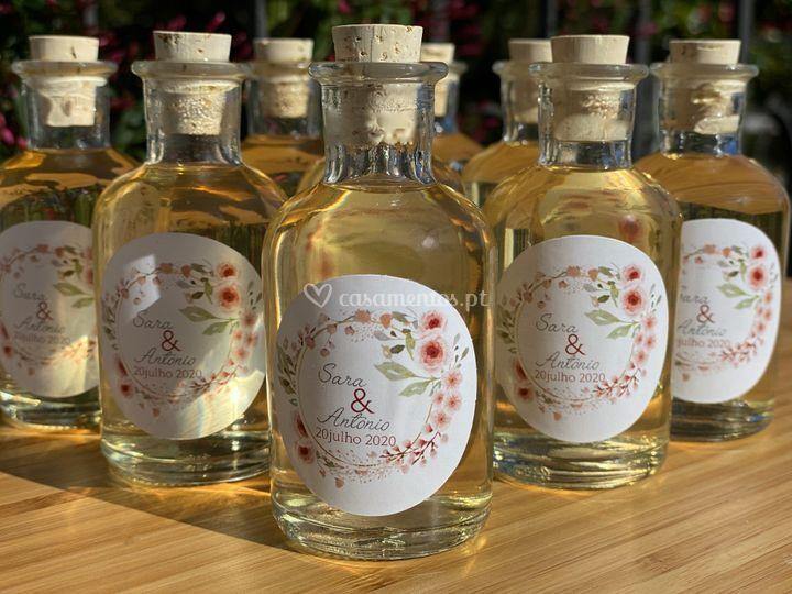 Licor de Flor de Sabugueiro