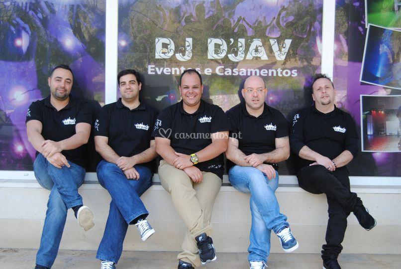 Equipa Djav Eventos