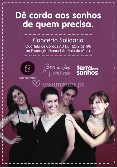 ADLIB Concerto Solidário