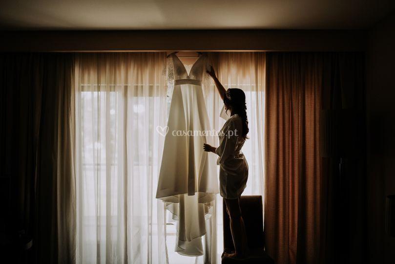 Preparativos Noiva