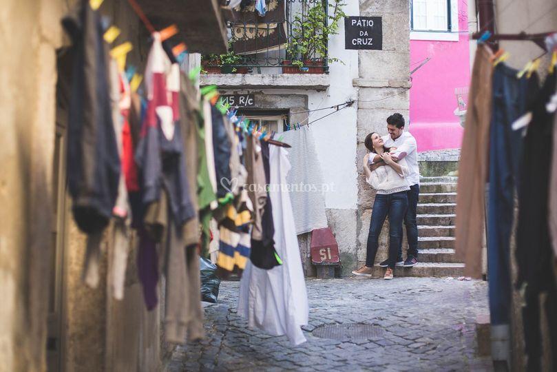 Lisboa - Alfama 2016
