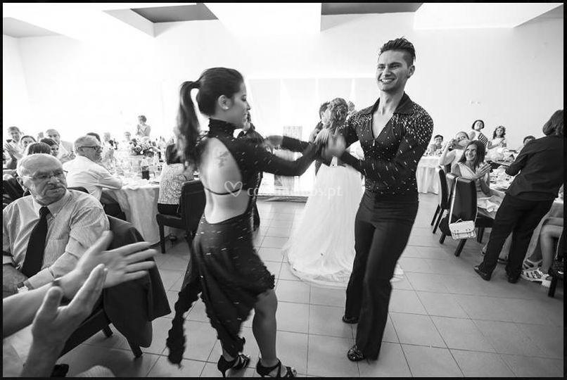 Show de Dança Interactiva