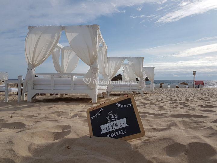 Casamento na praia 2016 de Fashion Moments