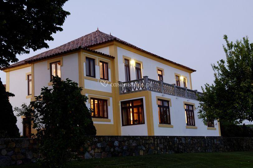 Casa de alojamento