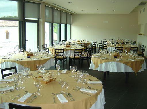Sala de eventos 1º andar