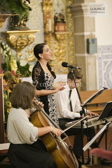 Música na Cerimónia