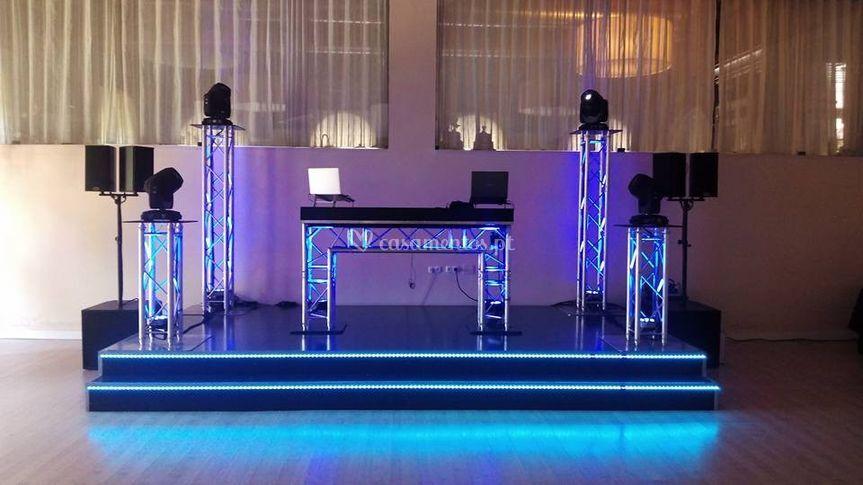 Setup DJ
