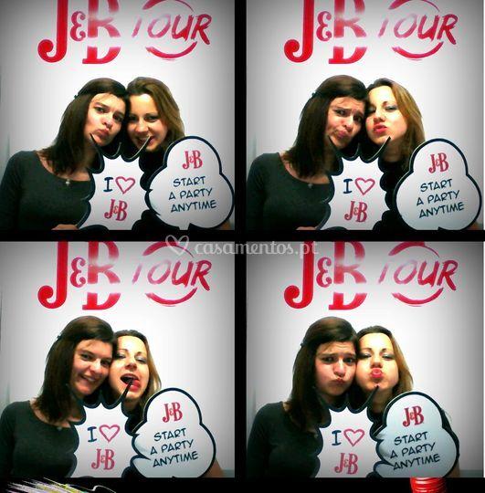 Smilebox Photocabine J&B