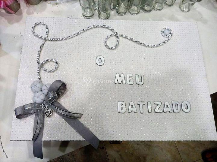 Caixa batizado
