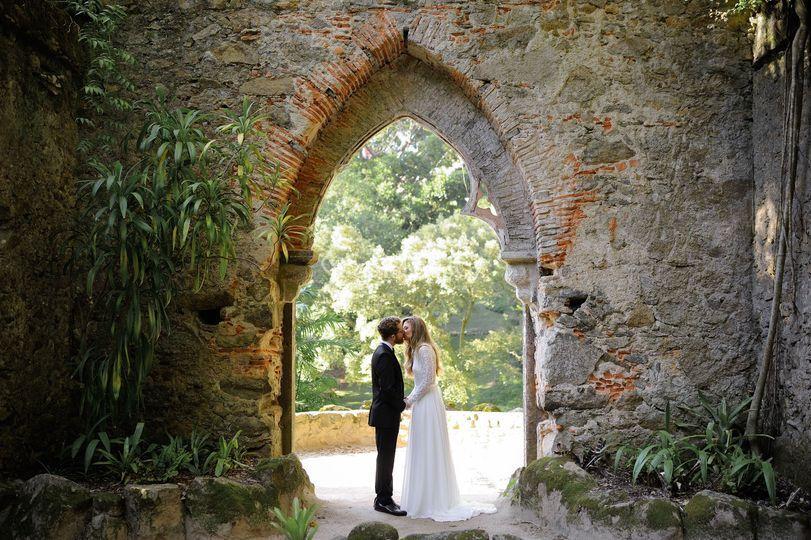 Casamento, Palácio Monserrate