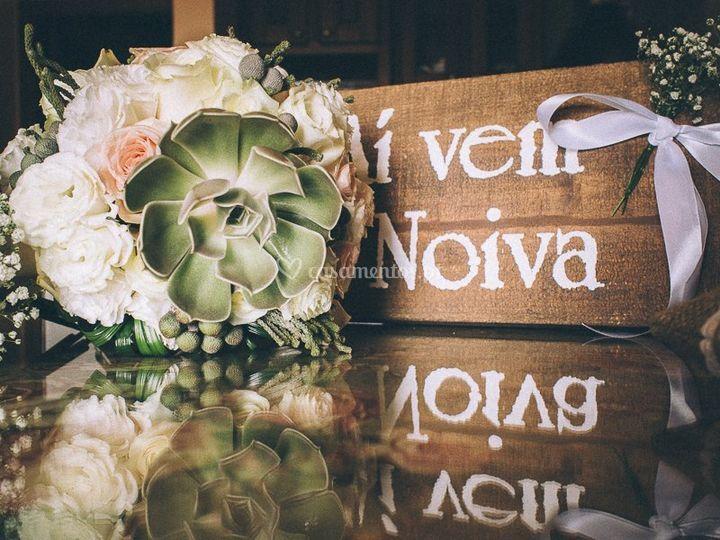 Design Floral e Sinalética