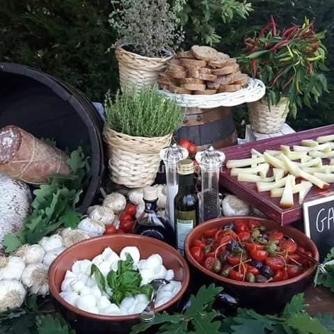 Comida caseira e tradicional