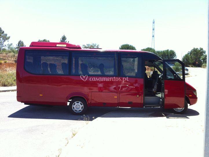Minibus 19 lugares