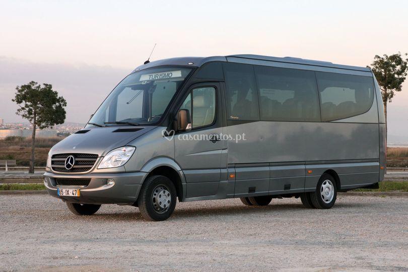 Minibus 18 lugares