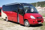 Miniautocarro 26 lugares de MyBus Transportes e Turismo