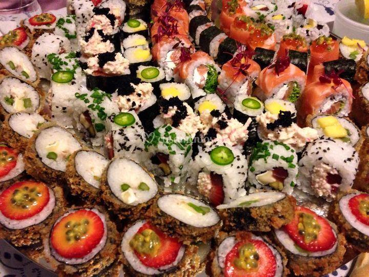 Sushi em Sua Casa