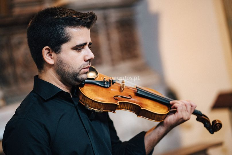 Violinista - André Cruz