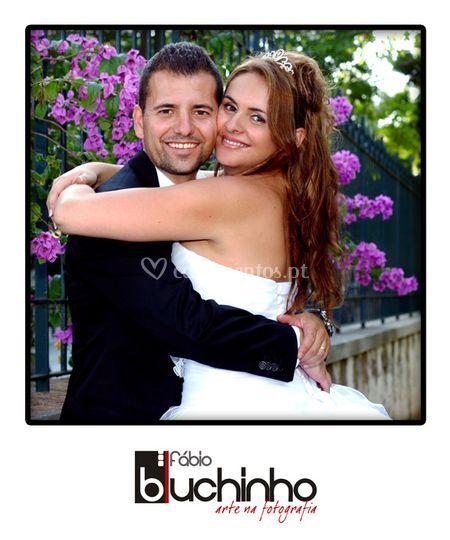 Casamento de Rossana e André
