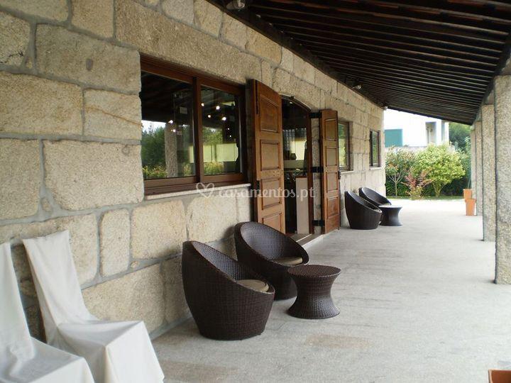 Mobiliário de exterior