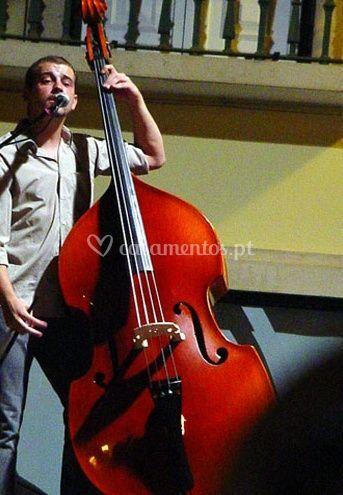 Bruno e violoncelo
