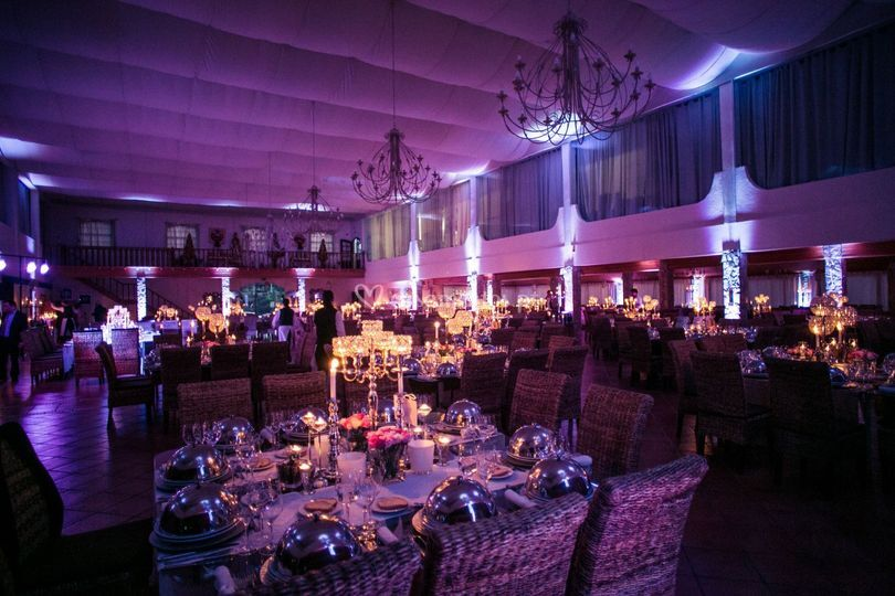 Salão Interior
