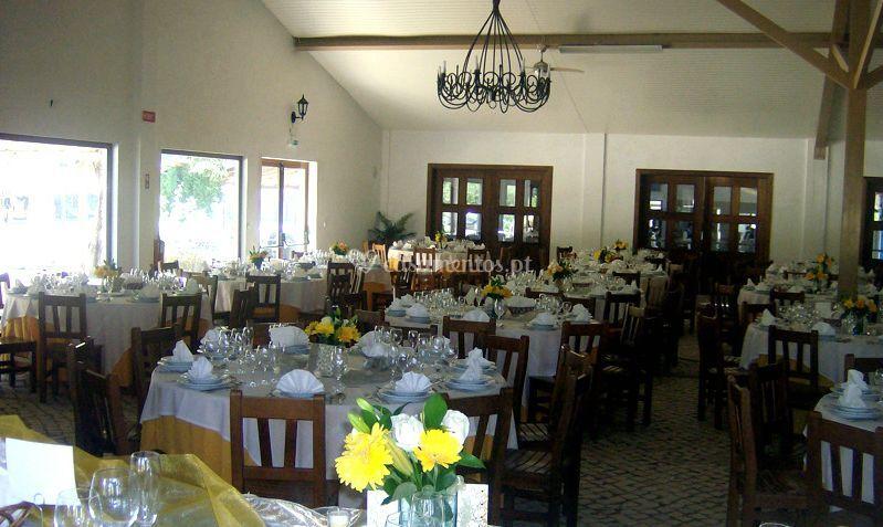 Salão e decoração