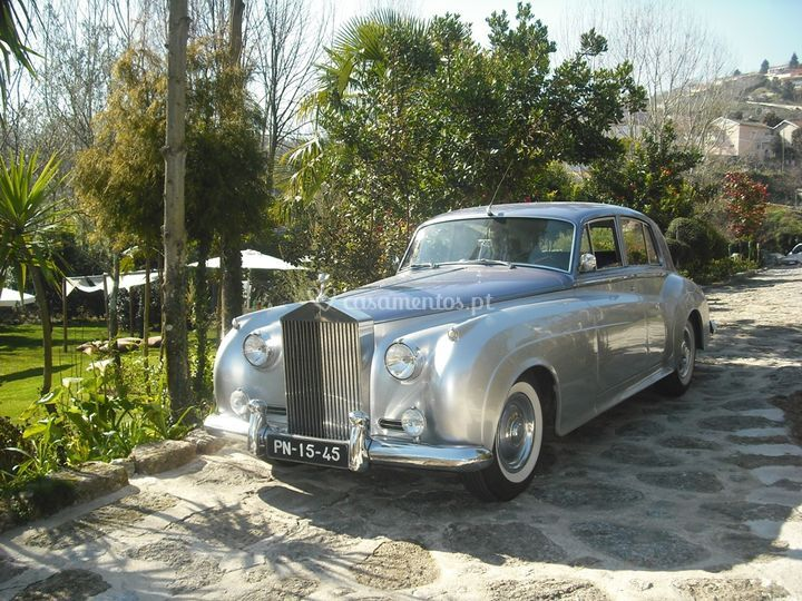 Rolls Royce Silver Cloud  1957