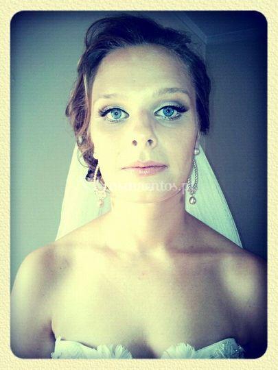 Make-Up by Tânia Pinto/Bride