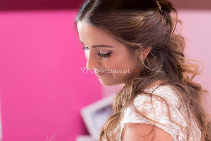 Makeup Noivas Cláudia Silva