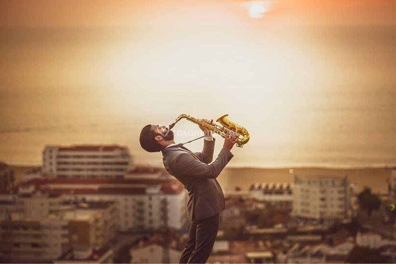 Dandy Sax - Saxofonista