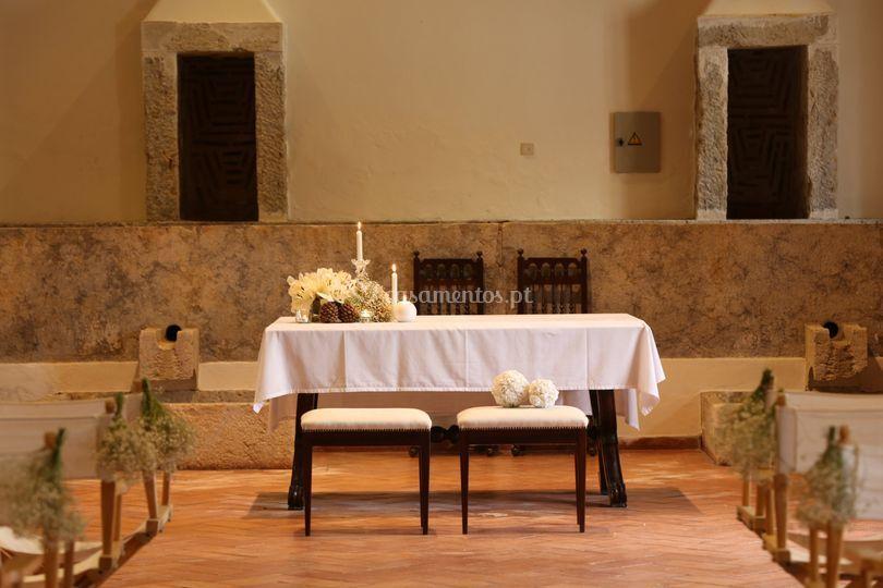 Casamentos no lagar de vinho
