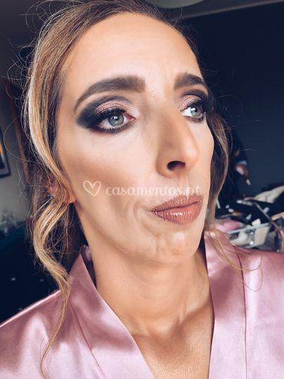 Noiva bratz makeup