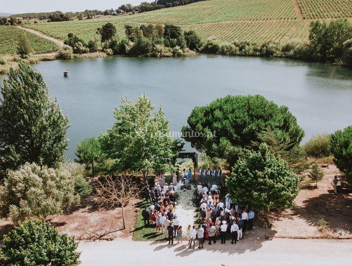 Casamento Civil na Lagoa