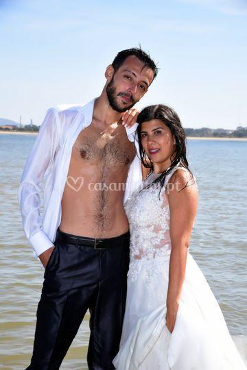Sofia e Luís (Trash the Dress)