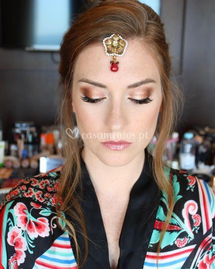 Casamento Indiano - Bridesmaid