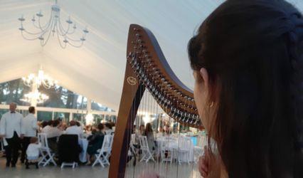 Cristiana Santos - Harpa 1