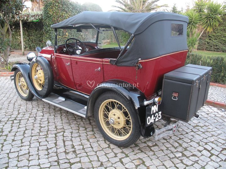 Ford A 1929 lateral