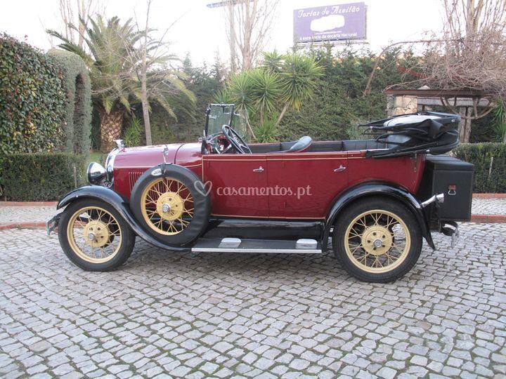 Ford A 1929 eventos