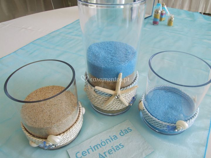 Cerimónia das areias