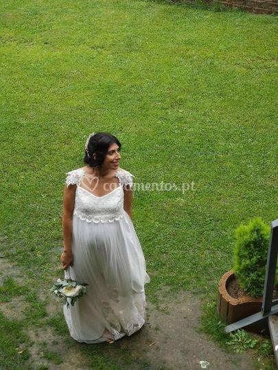 Coração de noiva