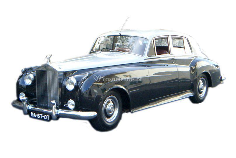 Rolls Royce Silver Cloud -1959