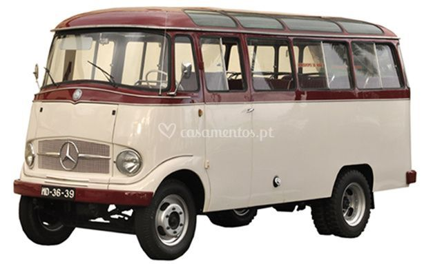 Mercedes O319 - 1960 (17 pax)