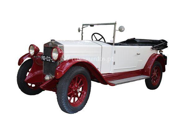 Fiat 509 Torpedo - 1926