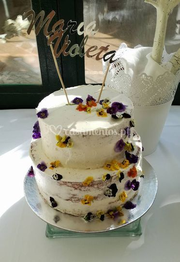 Violetas comestíveis