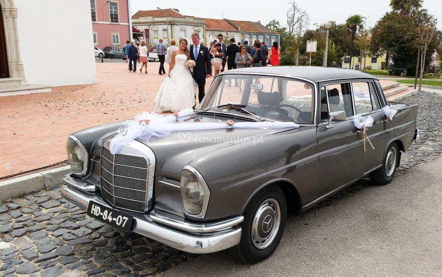 Mercedes 220Sb de 1964