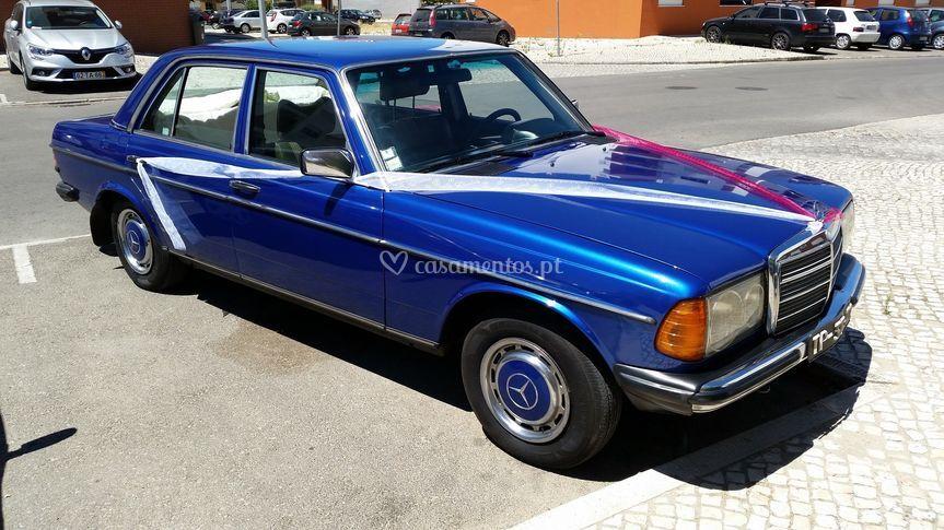 Mercedes 300D de 1976